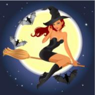 Парти и хелоуин грим